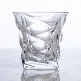 Набор стаканов для виски CRYSTALITE BOHEMIA Касабланка 4шт 300мл, стекло, 2KE95/0/99V87/300х4