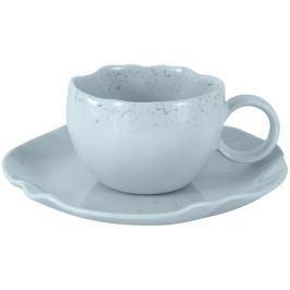 Пара чайная HOME & STYLE Лунный свет 150мл, фарфор, HS864310/380