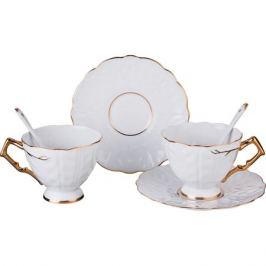 Набор чайный Ветка 2/6пр, 300мл, фарфор