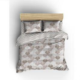 Комплект постельного белья GEOlife 2-сп, р-р:прост. 180х214см, под. 175х214см, нав.50х70 2шт, диз. 70013/70014-1,поплин, 100%хл, 115гр/м2