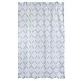 Портьера Romb, размер: 140х260см, серый, на шторной ленте