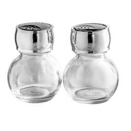 Набор для специй Alpenkok 2пр., 6х8,5см, стекло/пластик