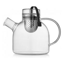 Чайник для заваривания Future, 800мл, термостойкое стекло, нерж.сталь