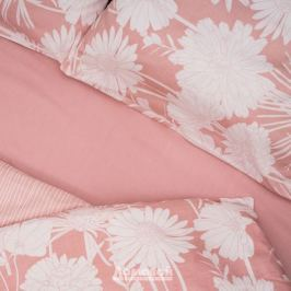 Комплект постельного белья СТМ Fiority 2-спальный Coral, р-р: под.175х210см, прост.215х240см, нав.50х70см 2шт, сатин, 100%хл, 110гр/м2