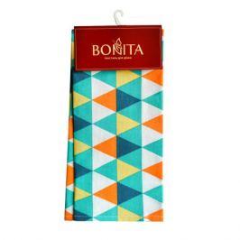 Полотенце кухонное Bonita, Скандинавия, размер: 35х61см, саржа, 100% хлопок
