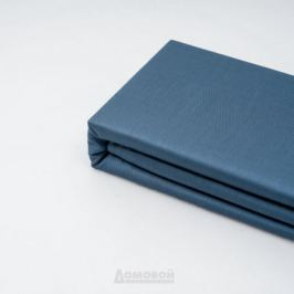 Пододеяльник СТМ Сатин 2-сп, размер: 175х215см, сатин, 100%хл, 125г/м2, гладье, синий