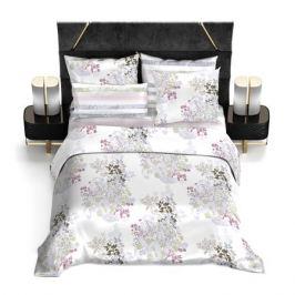 Комплект постельного белья Bravo Сатин Евро Шейби, р-р: прост. 220х240см, под. 200х220см, нав. 50х70см 2шт, сатин, 100% хл,115 гр/м2