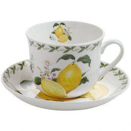 Пара чайная MAXWELL & WILLIAMS Лимон, 480мл, фарфор, MW637-PB8108