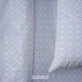 Простыня СТМ Бязь Евро на резинке, размер: 180х200см, бязь, 100%хл, 120гр/м2, орнамент,бежевый