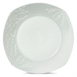 Тарелка обеденная Willow White 26см, фарфор