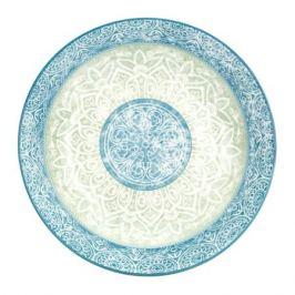 Тарелка обеденная Oriental Green 24см, фарфор