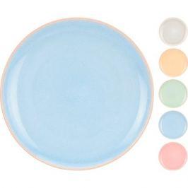 Тарелка обеденная Koopman Пастель 26,5см, керамика