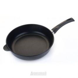 Сковорода НМП Особенная 28см, а/п покрытие Титан, литой алюминий