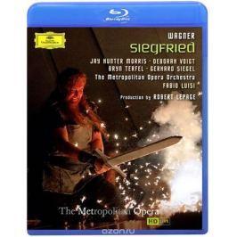 Wagner, Fabio Luisi: Siegfried (Blu-ray)