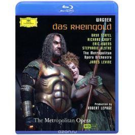 Wagner, James Levine: Das Rheingold (Blu-ray)
