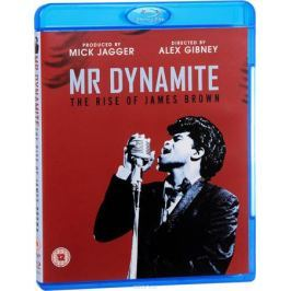 Mr. Dynamite: The Rise Of James Brown (Blu-ray)
