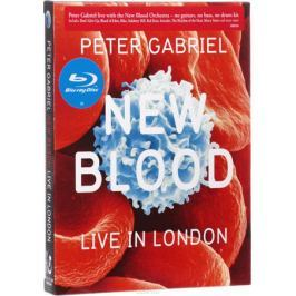 Peter Gabriel: New Blood - Live In London (Blu-ray)