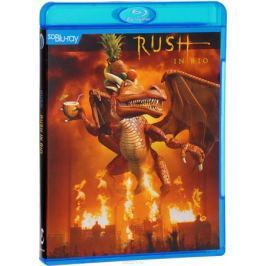 Rush: Rush In Rio (Blu-ray)