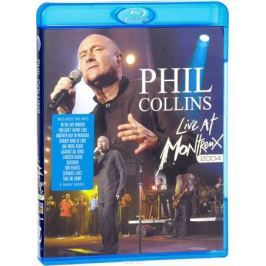 Phil Collins: Live At Montreux 2004 (Blu-ray)
