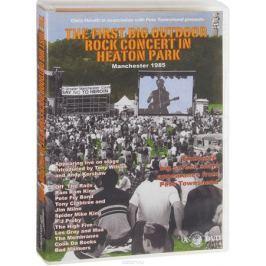 The First Big Outdoor Rock Concert In Heaton Park