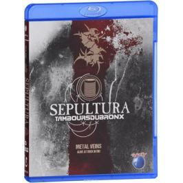 Sepultura: Metal Veins / Alive At Rock In Rio
