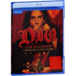 Dio: Live In London Hammersmith Apollo 1993 (SD Blu-ray)