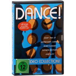 Dance! Party Video Collection (DVD + CD)