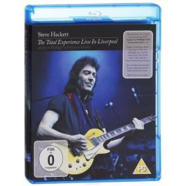 Steve Hackett: The Total Experience Live In Liverpool (Blu-ray)