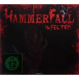 Hammerfall: Infected (DVD + CD)