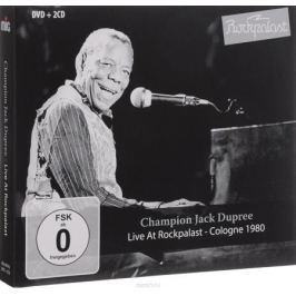 Champion Jack Dupree: Live At Rockpalast (DVD + 2 CD)