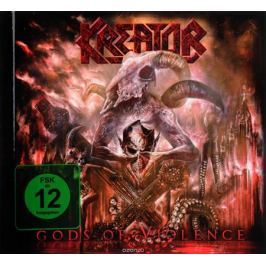 Kreator: Gods Of Violence (DVD + CD)