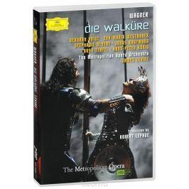 Wagner, James Levine: Die Walkure (2 DVD)