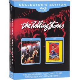 The Rolling Stones. Ladies & Gentlemen / Some Girls Live In Texas '78 (2 Blu-ray)