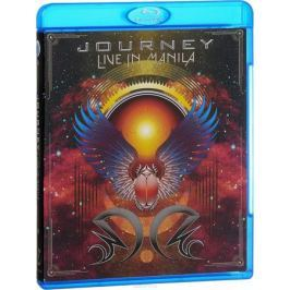 Journey: Live In Manila (Blu-ray) Концерты