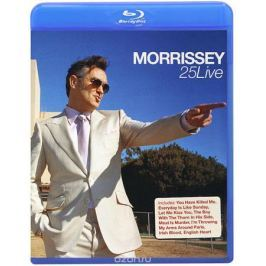 Morrissey: 25 Live (Blu-ray)