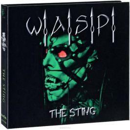 W.A.S.P. - The Sting (Live at the Key Club, L.A.) (DVD + CD)