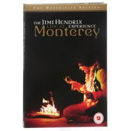 Jimi Hendrix Experience: Live At Monterey (The Definitive Edition)