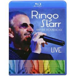 Ringo Starr: And The Roundheads Live (Blu-ray)