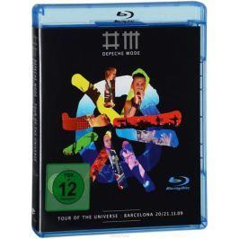 Depeche Mode: Tour Of The Universe - Barcelona 20/21:11:09 (2 Blu-ray)