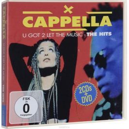 Cappella: U Got 2 Let The Music (2 CD + DVD)