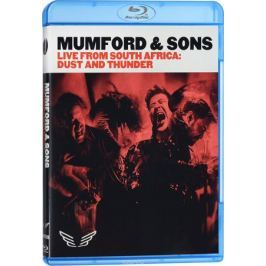 Mumford & Sons: Live In South Africa: Dust And Thunder (Blu-ray)