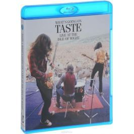 Taste: What's Going On - Live At The Isle Of Wight (Blu-ray)