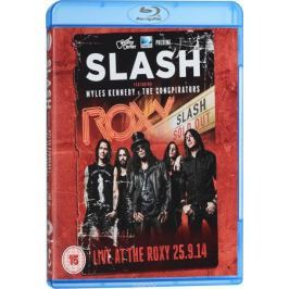 Slash Featuring Myles Kennedy & The Conspirators: Live At The Roxy 25.09.14 (Blu-ray)