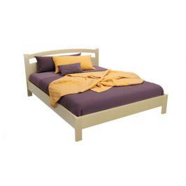 Кровать из массива Askona Vesta Ivory 140x200