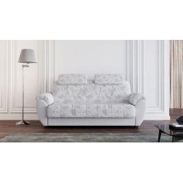 Прямой диван Askona ANTARES New Flora grey 140x200