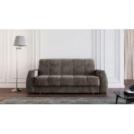 Прямой диван Askona SUNSET Nova Casanova taupe 140x200
