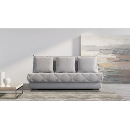 Прямой диван Askona VEGA Dorio grey 140x200