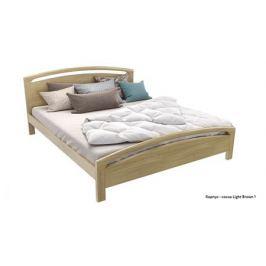Кровать из массива Askona Tiona Light brown 120x200