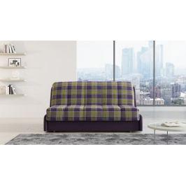Прямой диван Askona PERSEY New Edinburg violet 120x200