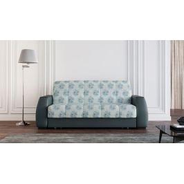 Прямой диван Askona SUNSET Nova Tiffany rose mint 140x200